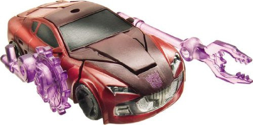 Image 4 for Transformers Prime - Knockout - EZ Collection - EZ-15 - Energon Driller & Medic Knockout (Takara Tomy)