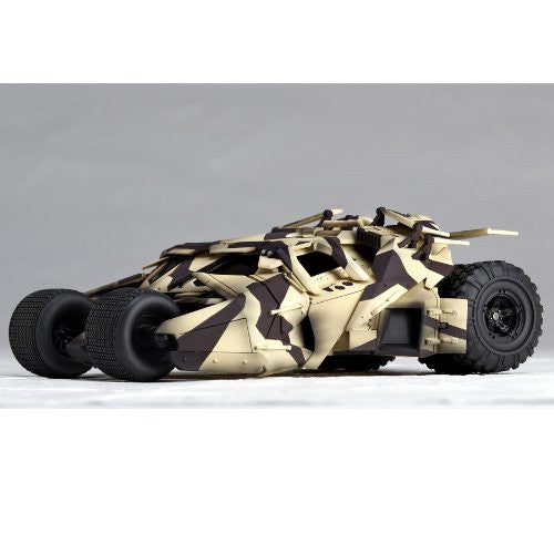Batman Begins - The Dark Knight - The Dark Knight Rises - Batmobile Tumbler - Revoltech - Revoltech SFX 043EX - Camouflage (Kaiyodo)