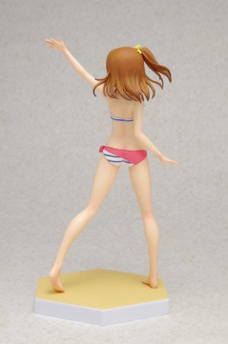 Image 3 for Love Live! School Idol Project - Kousaka Honoka - Beach Queens - 1/10 - Swimsuit ver. (Wave)