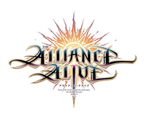 Image for The Alliance Alive