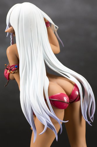 Image 8 for Queen's Blade - Alleyne - 1/6 - EX Color ver., Swimsuit ver. (Orchid Seed)