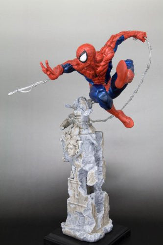 Image 3 for The Amazing Spider-Man - Spider-Man - Fine Art Statue - 1/6 (Kotobukiya)