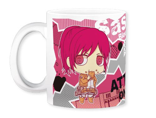 Image 2 for Shingeki no Kyojin - Sasha Blouse - Mug - Chimi (Gift)