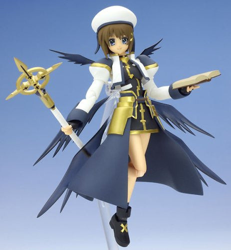 Image 2 for Mahou Shoujo Lyrical Nanoha StrikerS - Yagami Hayate - Figma #026 - Knight Armor Ver. (Max Factory)