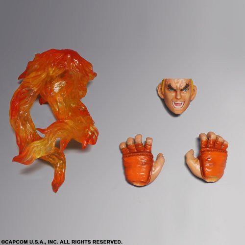 Image 6 for Super Street Fighter IV: Arcade Edition - Ken Masters - Play Arts Kai (Square Enix)
