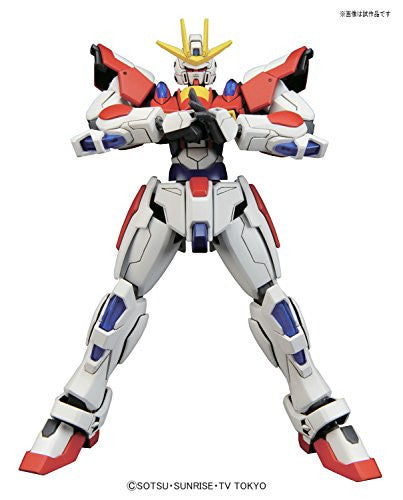 Image 5 for Gundam Build Fighters Try - BG-011B Build Burning Gundam - HGBF - 1/144 (Bandai)