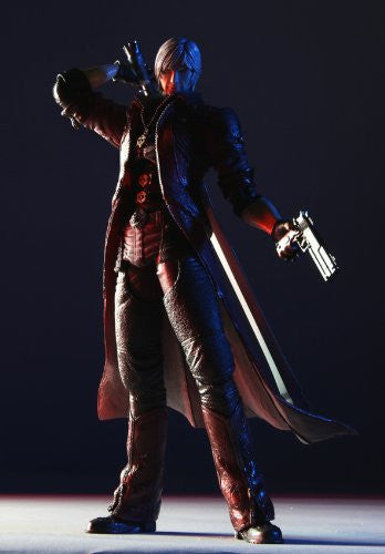 Image 2 for Devil May Cry 4 - Dante Sparda - Play Arts Kai (Square Enix)
