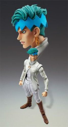Image 3 for Jojo no Kimyou na Bouken - Diamond Is Not Crash - Kishibe Rohan - Super Action Statue #45 - Ver.2 (Medicos Entertainment)