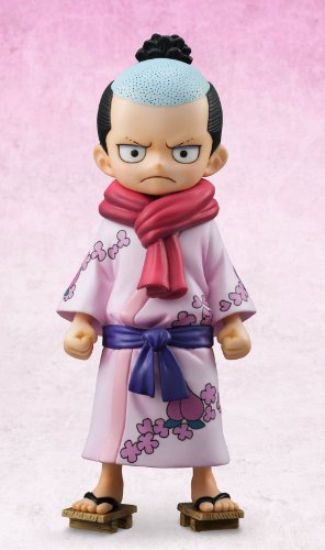 "Image 2 for One Piece - Momonosuke - Excellent Model - Portrait Of Pirates ""Sailing Again"" (MegaHouse)"