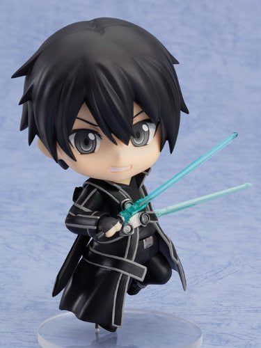 Image 4 for Sword Art Online - Kirito - Nendoroid #295 (Good Smile Company)
