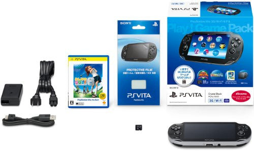 Image 2 for PSVita PlayStation Vita - 3G/Wi-Fi Model [Play! Game Pack]