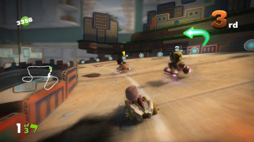Image 2 for LittleBigPlanet Karting