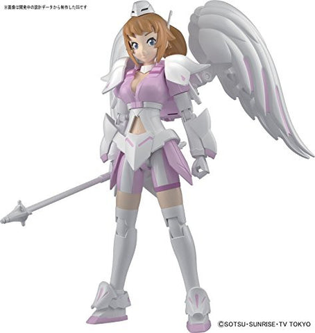 Image for Gundam Build Fighters Try - SF-01 Super Fumina - HGBF - 1/144 - Axis Angel