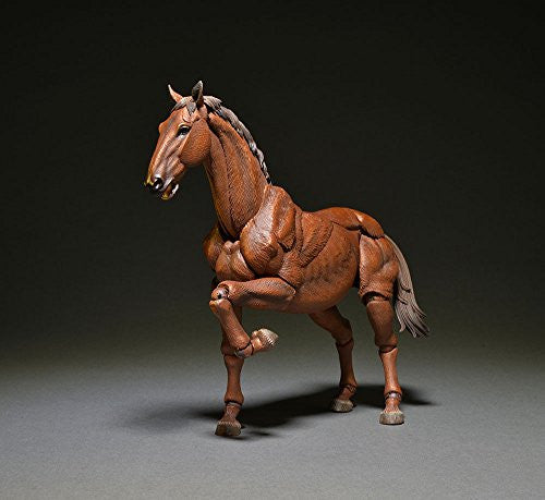 Image 6 for KT Project KT-008 - Revoltech - Horse - Color (Kaiyodo)