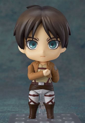 Image 3 for Shingeki no Kyojin - Eren Yeager - Nendoroid (Good Smile Company)