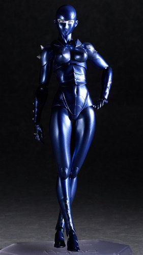 Image 8 for Space Adventure Cobra - Armaroid Lady - Figma #183 (Max Factory)