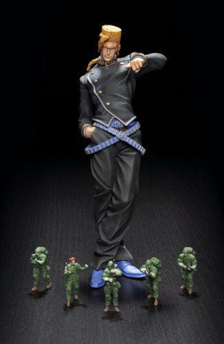 Image 5 for Jojo no Kimyou na Bouken - Diamond Is Not Crash - Bad Company - Nijimura Keichou - Statue Legend #7 (Di molto bene)