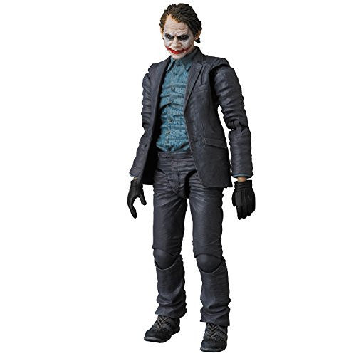 Image 8 for The Dark Knight - Joker - Mafex No.015 - Bank Robber Ver. (Medicom Toy)