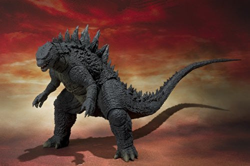 Image 3 for Godzilla (2014) - Gojira - S.H.MonsterArts (Bandai)