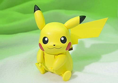 Image 5 for Pocket Monsters - Pikachu - S.H.Figuarts (Bandai)