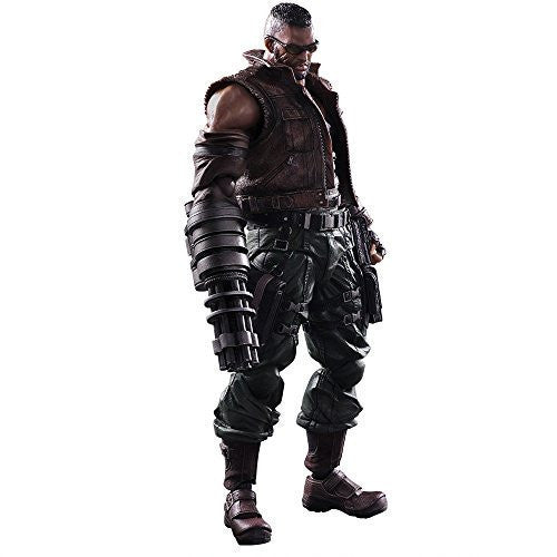 Final Fantasy VII Remake - Barret Wallace - Play Arts Kai (Square Enix)