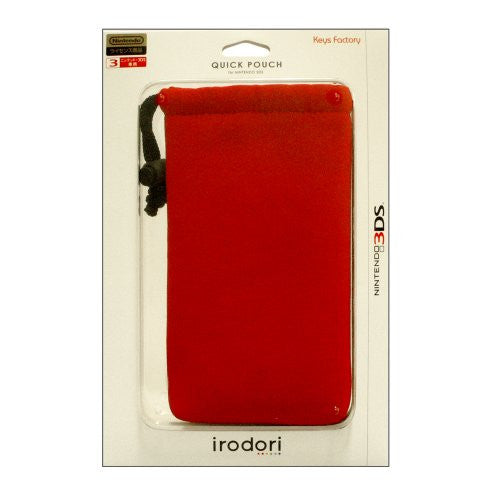 Image 1 for Quick Pouch 3DS (red)