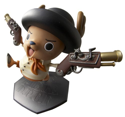 Image 4 for One Piece - Tony Tony Chopper - Door Painting Collection Figure - Western ver. (Plex)