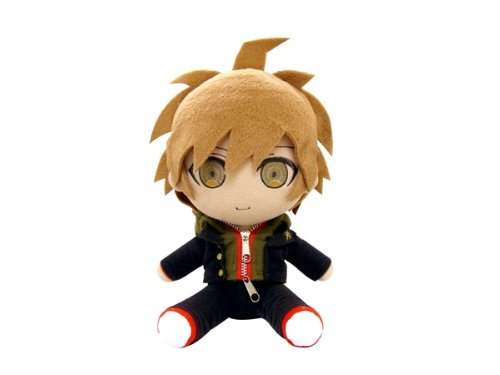 Image 1 for Dangan Ronpa: The Animation - Naegi Makoto - Chou Koukoukyuu no Plush #01 (Algernon Product, Gift)