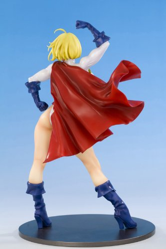 Image 6 for Power Girl - DC Comics Bishoujo - Bishoujo Statue - 1/7 (Kotobukiya)