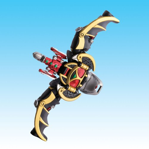 Image 1 for Kamen Rider Decade - Kamen Rider Kiva - Final Form Ride FFR05 - Kiva Arrow (Bandai)