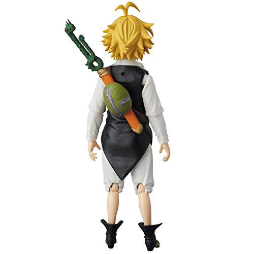 Image 9 for Nanatsu no Taizai - Hawk - Meliodas - Mafex No.014 (Medicom Toy)