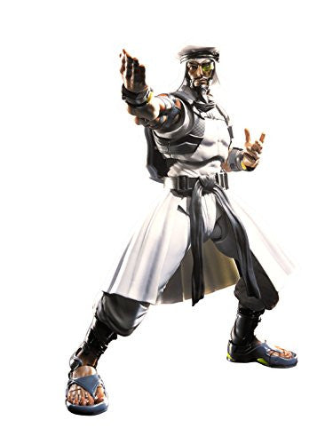 Image 1 for Street Fighter V - Rashid - S.H.Figuarts