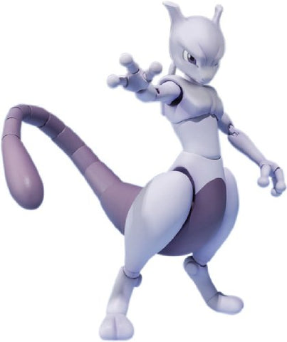 Image for Pocket Monsters - Mewtwo - Myuutsu - D-Arts (Bandai)