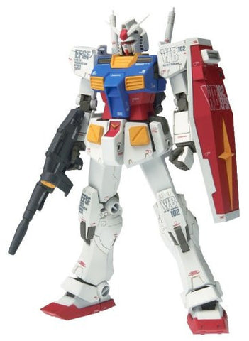 Image for MSV Mobile Suit Variations - PF-78-1 Perfect Gundam - RX-78-2 Gundam - Gundam FIX Figuration #0037 - 0037 - 1/144 (Bandai)