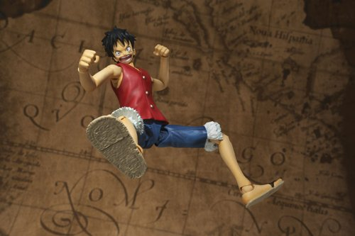 Image 3 for One Piece - Monkey D. Luffy - S.H.Figuarts (Bandai)