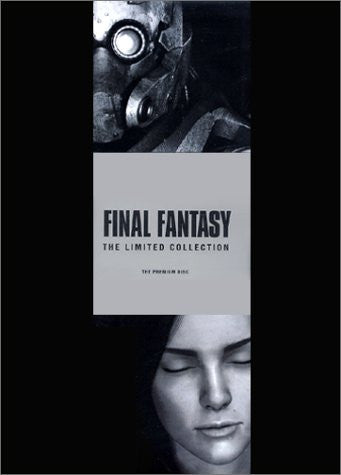 Image 1 for Final Fantasy The Movie The Limited Collection Book