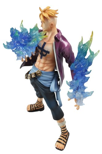 Image 4 for One Piece - Marco - Portrait Of Pirates DX - Excellent Model - 1/8 (MegaHouse)