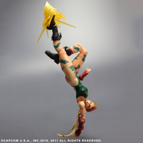 Image 3 for Super Street Fighter IV: Arcade Edition - Cammy - Play Arts Kai (Square Enix)