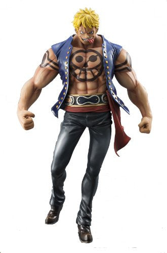 "Image 1 for One Piece - Bellamy the Hyena - Excellent Model - Portrait Of Pirates ""Sailing Again"" - 1/8 (MegaHouse)"