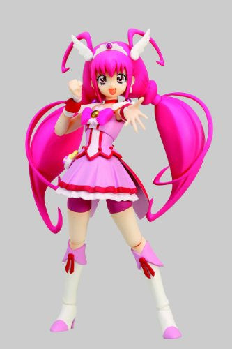 Image 3 for Smile Precure! - Cure Happy - Candy - S.H.Figuarts (Bandai)