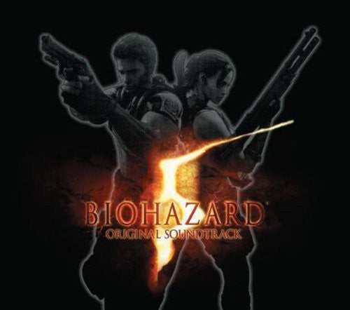 Image 1 for BIOHAZARD 5 ORIGINAL SOUNDTRACK