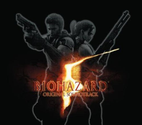 Image for BIOHAZARD 5 ORIGINAL SOUNDTRACK