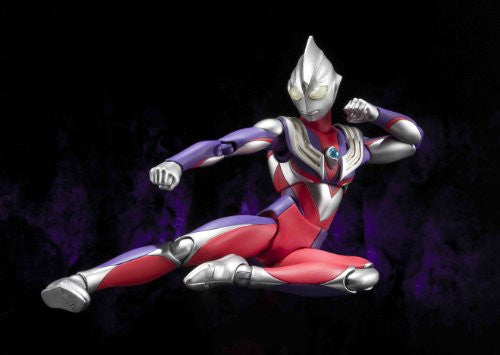 Image 4 for Ultraman Tiga - Ultra-Act - Multi Type, Renewal ver. (Bandai)