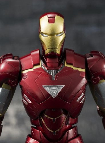 Image 4 for Iron Man 2 - Iron Man Mark VI - S.H.Figuarts (Bandai)
