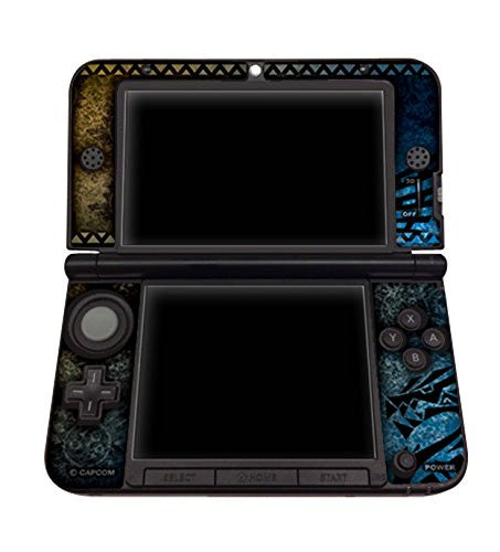 Image 3 for Monster Hunter 4G Sticker for 3DS LL