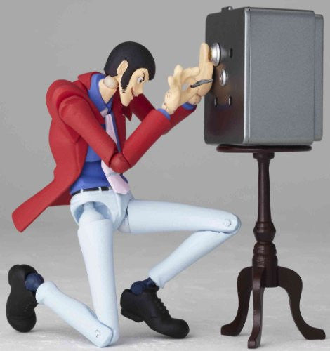 Image 6 for Lupin III - Lupin the 3rd - Revoltech - Legacy of Revoltech - No. 097 (Kaiyodo)