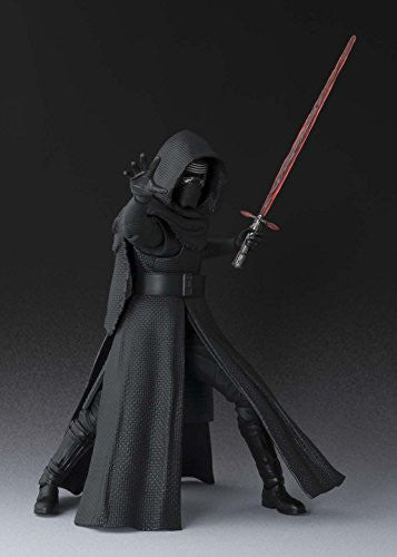 Image 7 for Star Wars - Star Wars: The Force Awakens - Kylo Ren - S.H.Figuarts (Bandai)