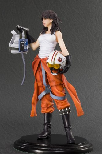 Image 6 for Star Wars - Jaina Solo - ARTFX Statue - Bishoujo Statue - Movie x Bishoujo - 1/7 (Kotobukiya)