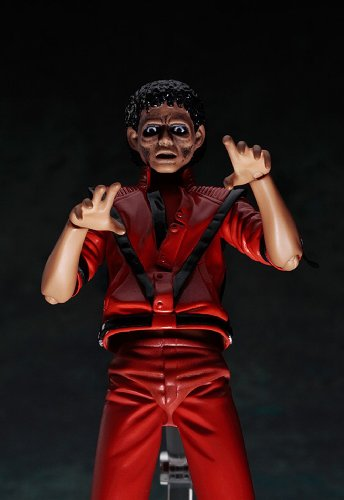 Image 7 for Michael Jackson - Figma #096 - Thriller Ver. (Max Factory)