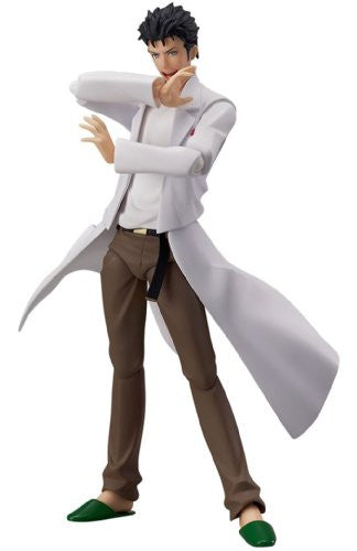 Image 1 for Steins;Gate - Okabe Rintarou - Figma #196 (Max Factory)